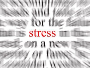 Managing stress is not rocket science but we have to make it a priority