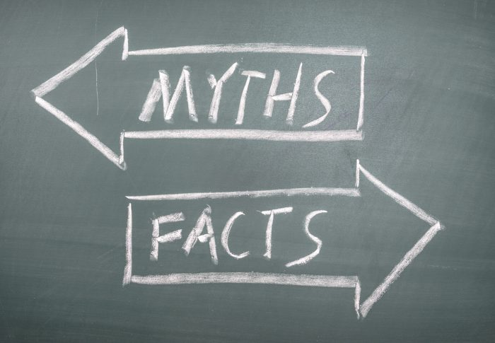 Myth#1 Mental illness is a sign of weakness