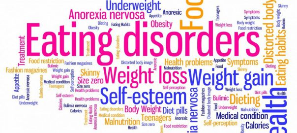 Eating disorders pictogram