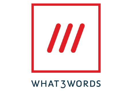 What 3 Words logo